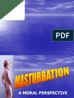 19. Masturbation