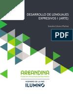 170 DESARROLLO DE LENGUAJES EXPRESIVOS I (ARTE)