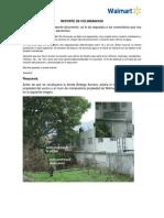 REPORTE DE COLINDANCIAS QUINTA PONIENTE
