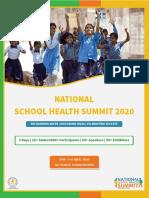 MAIN SCHOOL HEALTH SUMMIT BROCHURE - Copy