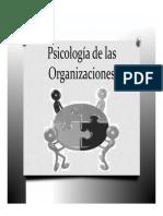 GUIA - Psicología de las Organizaciones