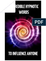 Final - 5 Incredible Hypnotic Words To Influence Anyone.docx