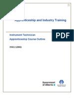 Training Instrument Technician Course