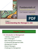 Chp # 1_Fundamentals of Management