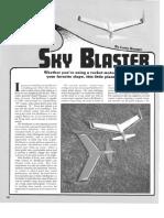 Sky Blaster RCM 1148 article
