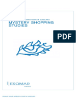 ESOMAR_Codes-and-Guidelines_MysteryShopping