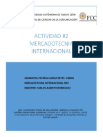 ACT (1) mercado internacional