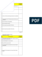 Excel - Document submission - RA
