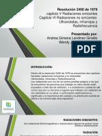 Radiaciones Ionizantes y no Ionizantes.pptx