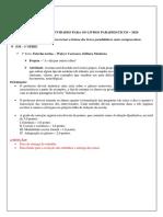 Trabalhos com os livros paradidáticos - 1ª e 2ª séries EM (1).docx