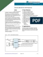 AS1115 Datasheet v1 06 LED Driver