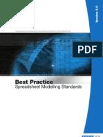 Best Practice Spreadsheet Modelling Standards v6.0