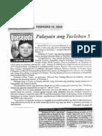 Pang-Masa, Feb. 13, 2020, Palayain ang Tacloban 5.pdf