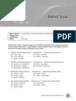 Soal CPNS dan Pembahasan - TIU Paket 8