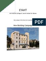 EYAHT New Building Proposal