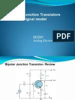 BJT-Small Signal_Lec_1