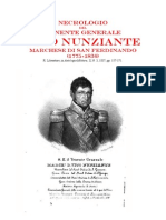 Life of the Borbonic General Vito Nunziante 1775-1836