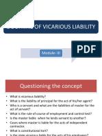 MODULE III - VICARIOUS LIABILITY.ppt