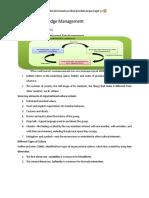 Panduan knowledge management