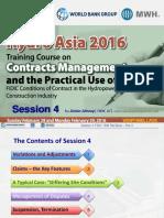 Contract Management Laos Seminar