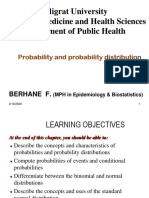 6. Probability and probability distn