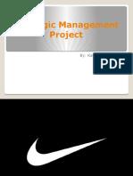 Strategic Management Nike