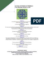 Al-Futuhat Al-Makkiyya Traduction Google Extrait