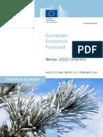 Winter 2020 Forecast
