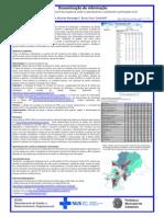 Poster COSEMS 1 Disseminação da informação