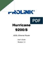 Manual H9200