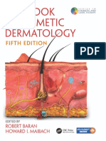Textbook of Cosmetic Dermatology-CRC Press (2017)
