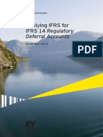 IFRS 14 FROM EY