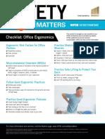 Markel-eNewsletter-Office-Egronomics-Checklist