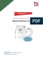 IQBoard Software V5.0 Manual de Usuario