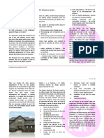 Literature review - house for the elderly