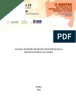 Anais da II Mostra de Práticas em Psicologia e Políticas Públicas na Bahia.pdf