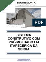 Sistema Construtivo Com Pré-Moldado Em Itapecerica Da Serra