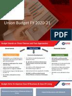 Union Budget FY21.pdf