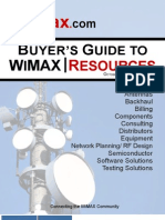 Wimax Buyers Guide