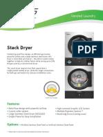 Stack Dryer