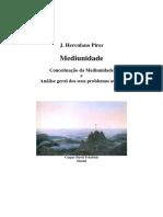 Mediunidade - Jose Herculano Pires
