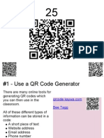 20 Interesting Ways to Use QR Codes in the Classroom