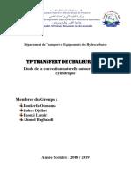 Département de Transport et Equipements des Hydrocarbures