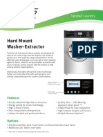 Hard Mount Washer Extractor