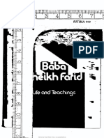 Baba Farid life and teachings 19 articles.pdf