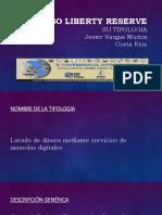 TIPOLOGIA JAVIER VARGAS - COSTA RICA