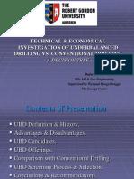 8a. UBD Presentation - Project - 17