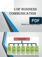 7 cs Of Business communication