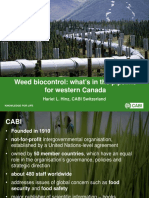Weed Biocontrol - Hariet L. Hinz