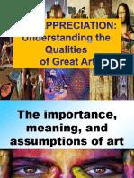 Art-Appreciation
